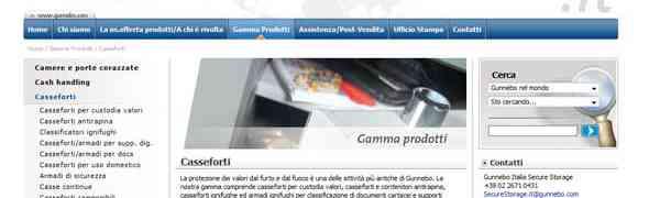 Gunnebo Italia