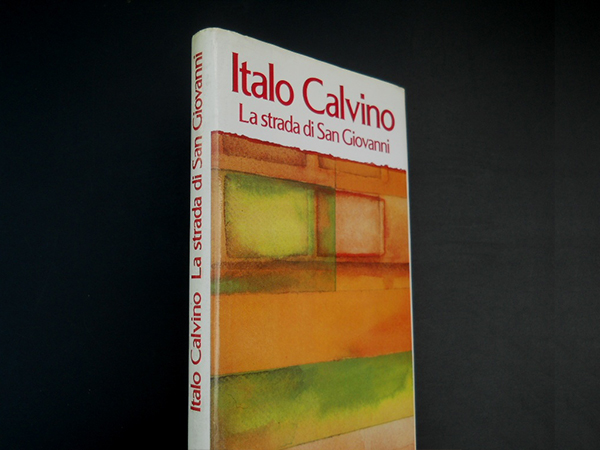 Calvino - La strada di San Giovanni