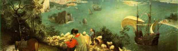 Come si intitola? Un piccolo gioco con un quadro di Bruegel il vecchio