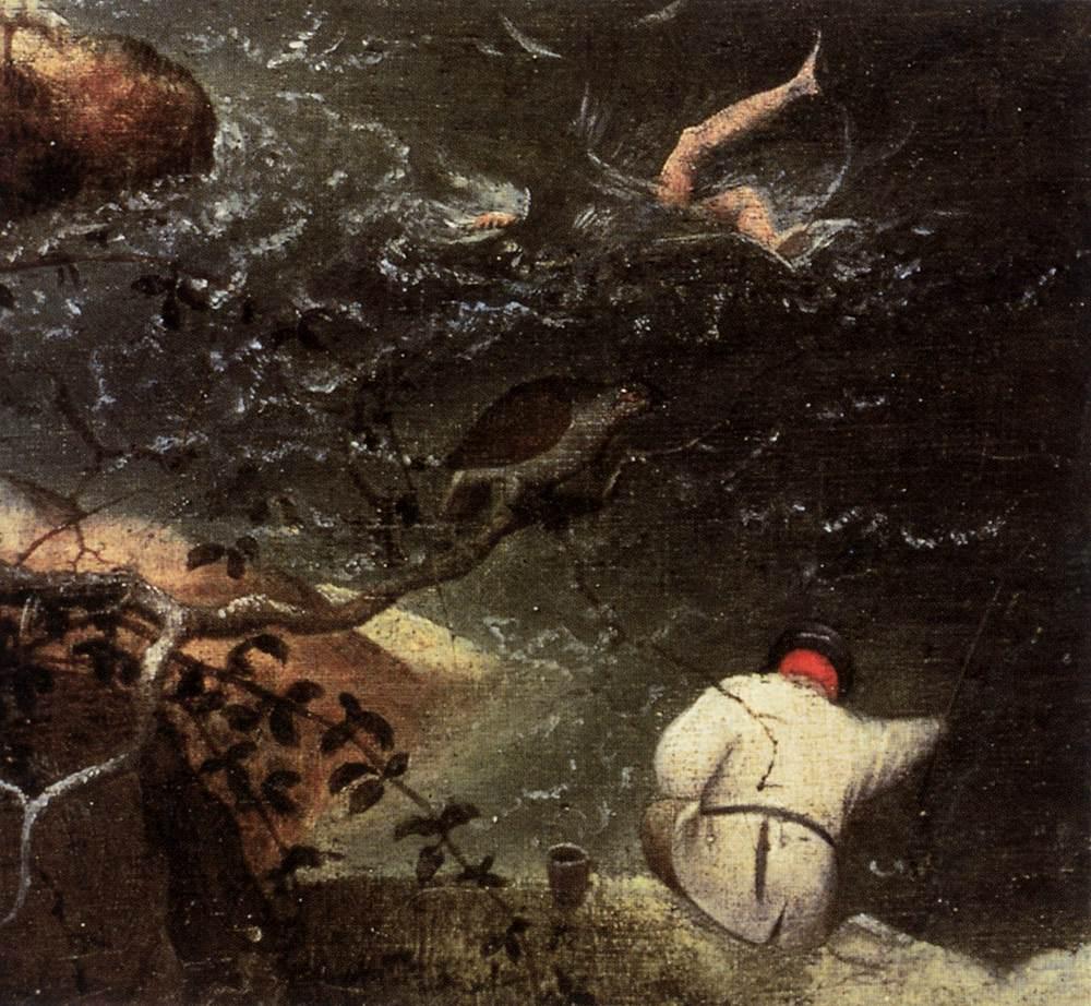 Bruegel il vecchio - particolare
